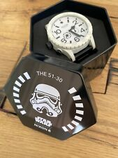 Nixon the 51-30 SW Stormtrooper-Star Wars sturmtruppler reloj-raras