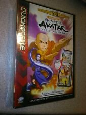 AVATAR THE LAST AIRBENDER Quickstrike Trading Card Game System Starter Set - New