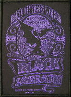 "BLACK SABBATH PATCH / AUFNÄHER # 26 ""LORD OF THIS WORLD"""