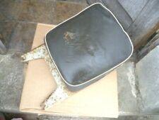 VESPA Acma 1954/1956: Porte bagage + pouf d'origines écartement : 21 cm