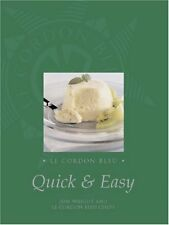 Le Cordon Bleu Quick and Easy,Jeni Wright