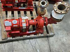 Bell Amp Gossett Deppmann 1510 2ac 575bf Fire Pump