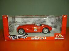 Hotwheels 1:18 Ferrari 125 S