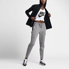 Women's Nike Tech Knit Jacket Hoodie Black Uk Size Small 835641-010
