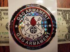 G&G Armament authentic Sticker DEVGRU Airsoft