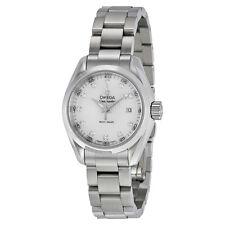 Omega Seamaster Stainless Steel Ladies Watch 231.10.30.60.55.001