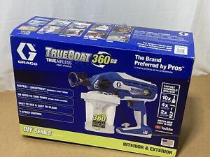 Graco Truecoat 360 DS True Airless Paint Sprayer 17A466
