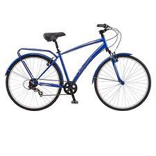 Schwinn Network 2.0 700c Mens 18 Hybrid Bike,18-Inch/Medium,Blue- S4028C Cycles
