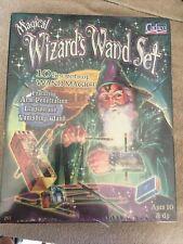 Magical Wizards Wand Set 10 Secrets Of Wand Magic Cadco 2000
