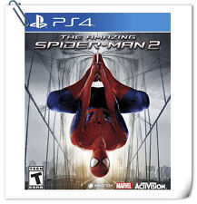 PS4 SONY PLAYSTATION Games The Amazing Spider-Man 2 Activision Action Adventure