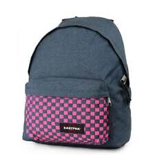 EASTPAK Padded Pak'R Backpack Pink Weave EK620-26S School Bag - Eastpak Bags
