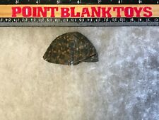 SOLDIER COUNTRY Camo Helmet Cover WWII GERMAN 1/6 ACTION FIG TOYS did dragon