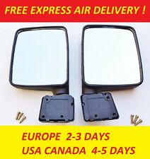 Europe Shipper - Suzuki Samurai Santana Rear View Door Mirror Set of 2 pieces