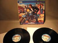 LP-Vinyl Schallplatte.The Rock´n Roll Jahr1958-Time Live-.Doppel LP-vinyl record