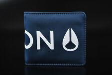 Nixon patchwork bi-fold Wallet billetera monedero monedero