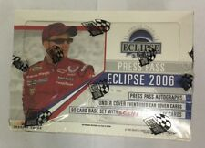 2006 Press Pass Eclipse Factory Sealed NASCAR Racing Hobby Edition Box