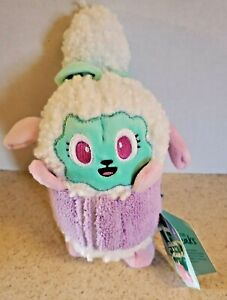 Bark Box Shauna In The Sauna Squeaker Spiky Ball & Crazy Crinkle Size Large
