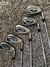 Custom Taylormade M3 Iron set 6-PW Ns Pro 840 New Sonar Grips 5 Irons Pro Soft