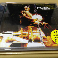 FUEL - SUNBURN CD (ACC-GC) SHIMMER, BITTERSWEET, SUNBURN, OZONE, JESUS OR A GUN
