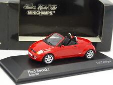 Minichamps 1/43 - Ford KA StreetKa Rouge