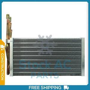 A/C Evaporator & Heater Core fits Caterpillar 414E 416E 420E 450E.. REF 210-8401