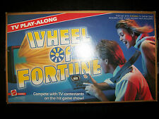 WHEEL OF FORTUNE TV PLAY-A-LONG MATTEL 1988 EXCELLENT CONDITION