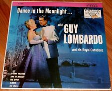 Guy Lombardo Dance In The Moonlight  1958  Vocalion 73605  Band Vinyl LP  Sealed