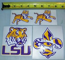 LSU Tigers Decal - Sticker