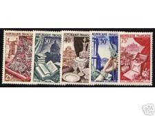 """FRANCE 1954  Y&T 970/74 """"METIERS D'ART"""", NEUFS xx TTB"""