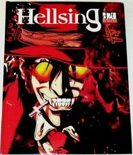 Hellsing Besm D20 System Hardcover - NEW
