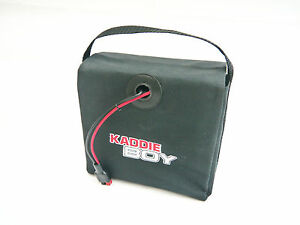 Battery Cover / Bag for Greenhill - Top Cart - Fraser  Heavy Duty 17ah to 22ah.
