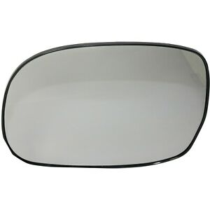 New Mirror Glass Driver Left Side LH Hand for Toyota Tundra TO1324123 879090C060