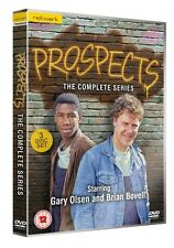 Prospects: The Complete Series - DVD NEW & SEALED (3 Discs) - Gary Olsen