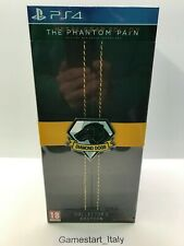 METAL GEAR SOLID V THE PHANTOM PAIN COLLECTOR'S EDITION + STEELBOOK - PS4 - NEW