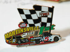 Toyota Tundra TRD Race Martinsville Speedway Truck Racing Pin,  #5 #30 , (**)