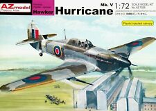 AZ Model 1:72 Hawker Hurricane Mk.V Aircraft Model Kit