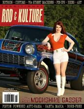 Traditional Rod & Kulture Magazine # 55 - Brand new direct from the Publisher!