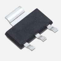 10Pcs AMS1117-3.3 LM1117 3.3V 1A SOT-223 Voltage Regulator pl