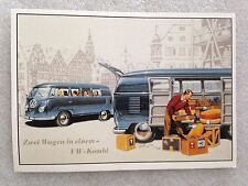 Volkswagen Bus City Life Post Card 1st On eBay Car Postcard. Own It!