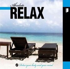SPECIAL BOX Absolute Relax Music Relaxing 2 Cd Audio + 1 DVD + Magazine