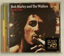 Bob Marley And The Wailers Cach A Fire CD Europa 2001