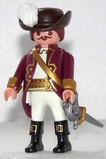 Mosquetero ORO marrón playmobil ZU D´ARTAGNAN + Die 3 REY GUARDIA 1493
