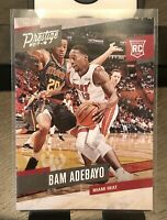 2017-18 Prestige Basketball Bam Adebayo RC Rookie #164 Miami Heat Kentucky - QTY