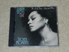 Diana Ross - Live : Stolen Moments: The Lady Sings Jazz & Blues Motown (CD)