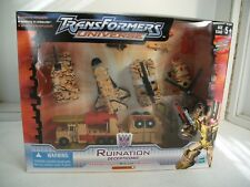 Transformers Universe Ruination Bruticus Combiner  2003 MISB