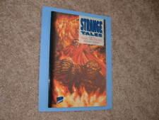 1994 Marvel Strange Tales 1 One Shot Dr Strange Acetate Sharp VF Free Shipping