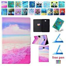 """Leather Flip Stand Case Cover For Samsung Galaxy Tab A 10.1"""" S6 Lite 10.4"""" P610"""