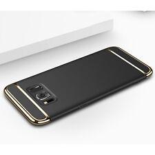HANDY HÜLLE + PANZER GLAS FOLIE  für Samsung S8 + Hülle Case Schutz Tasche Cover