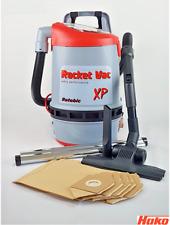 Hako Rocket Vac XP Commercial Back Pack Vacuum Cleaner