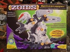 Zoids Hasbro Spinosnapper with box